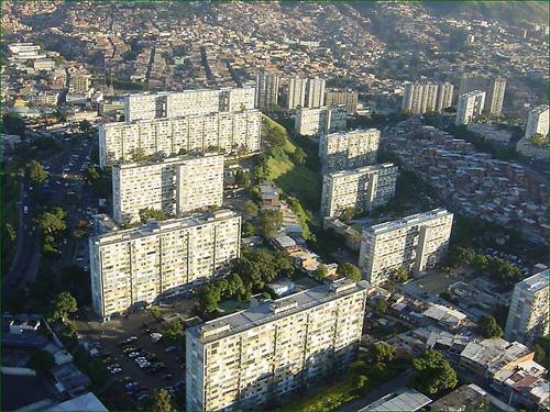 23 di enero, Caracas, 1955-57