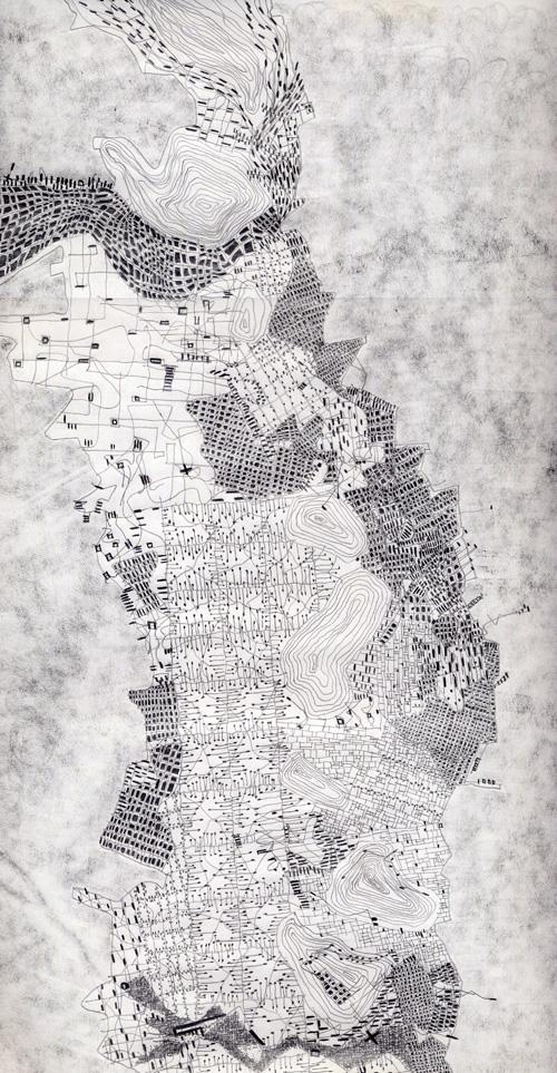 <em>La città peninsulare</em>, 2011