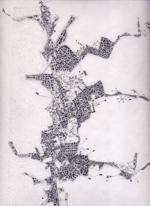 <em>La città liminare</em>, 2010