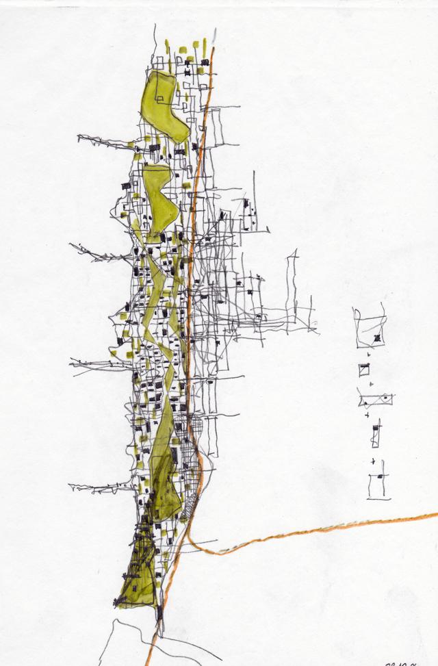 <em>La città sul limite</em>, 2006