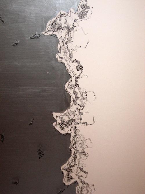 <em>La città sottile</em>, 2008
